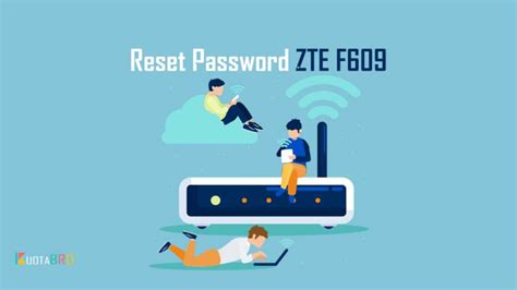 Based on your local ip address, pick the correct ip address from the list above and click admin. Cara Reset Password Router ZTE F609 IndiHome