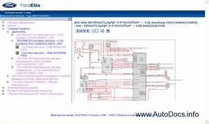 Ford Etis Offliner Wiring Diagrams Repair Manual Order