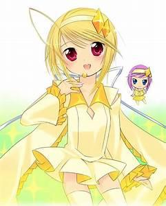 Tadase as amulet Dia and kiseki as Dia.. XD WHAT ...