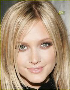 Smudgy eyes & hair color - Ashlee Simpson | Hair and ...