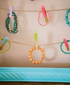 Fabriquer Un String : 46 id es originales pour fabriquer un porte bijoux page ~ Zukunftsfamilie.com Idées de Décoration