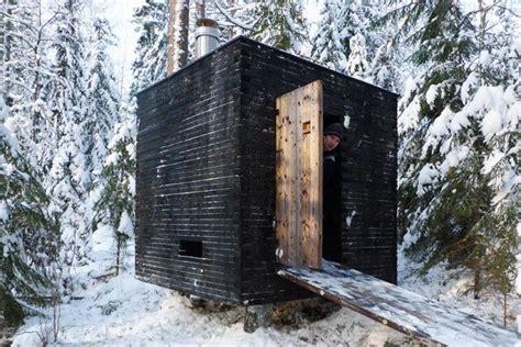 sauna-savu_karkkila5 | Sauna diy, Sauna, Outdoor sauna