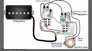 Wiring Diagram Seymour Duncan P Rail Wiring