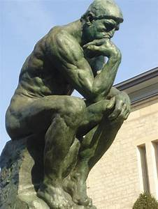 20 best Statue of a thinker images on Pinterest | The ...