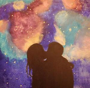 Kiss me under the light of a thousand stars by AnetaWolf ...
