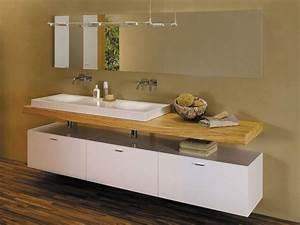 Waschtische Holz Mit Aufsatzwaschbecken : waschtisch holz selber bauen ~ Lizthompson.info Haus und Dekorationen