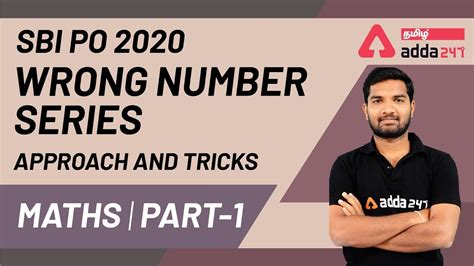 Adda247 provides daily videos on its youtube channel. Wrong Number Series   Approach and Tricks (Part - 1 ...