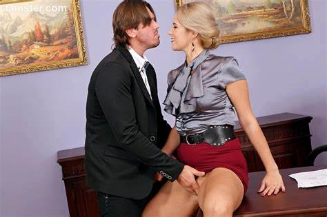Bedroom Porn With Secretary And Her Manager