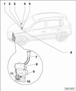 Volkswagen Tiguan Service And Repair Manual