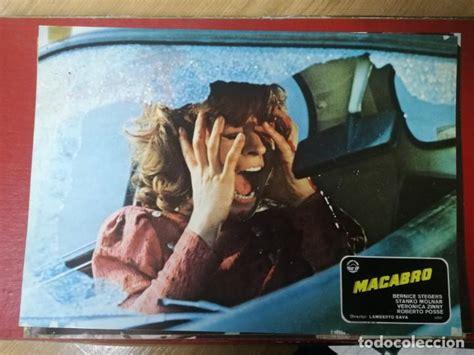 Imágenes, carteles y desmotivaciones de #macabro. macabro /lamberto bava / juego completo origina - Comprar Fotos, fotocromos y postales de ...