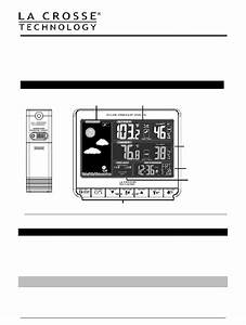 La Crosse Technology T83653 Weather Station Manual Pdf