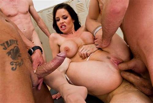 Mmf Model Gangbanged By Couple Guys That Fill All Her Holes #Hardcore #Gangbang #After #Baseball #Game #Heerleader #Bitch