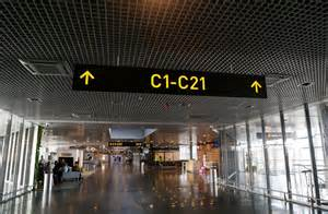 Passenger turnover at Rīga airport dropped four times in ...