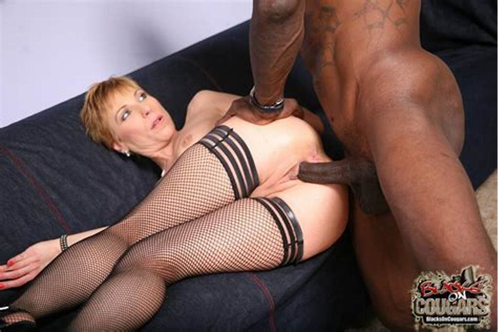 #Mature #Shaved #Black #Gemma #More #Wearing #Black #Lingerie