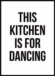 Poster Für Küche : typografie poster f r die k che mit sch ner botschaft ~ Michelbontemps.com Haus und Dekorationen