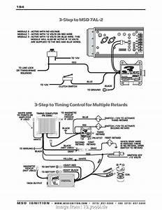 Msd Ignition Digital  Wiring Diagram Nice Msd  Wiring