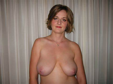Gorgeous Granny With Giant Breasts Exposed