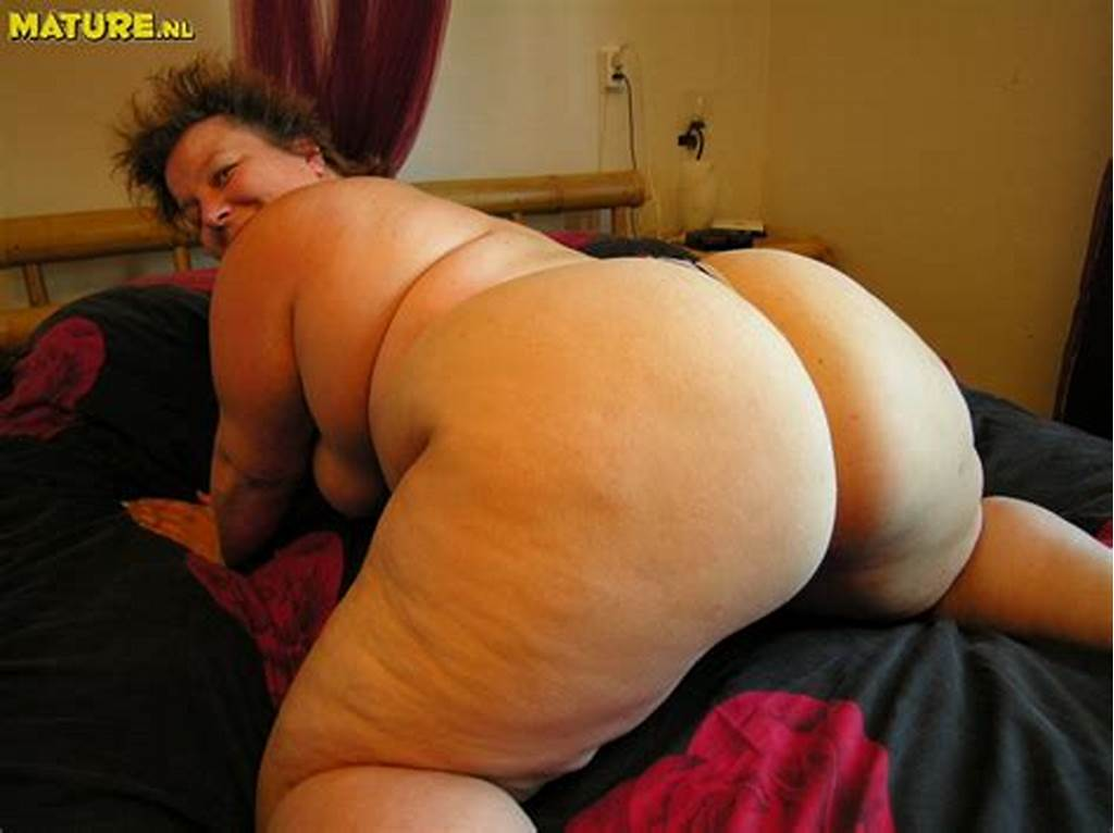 #Big #Fat #Ass #Horny #Older #Gal #Is #Gets #Her #Pose #On