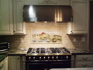 Briliant Idea Contemporary Kitchen Backsplash Photos ...