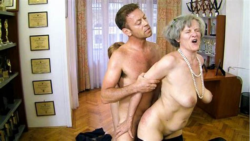 #Granny #Doing #Anal #For #The #First #Time #With #Rocco #Siffredi
