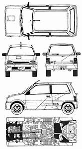 Daihatsu Mira Turbo  Best Photos And Information Of