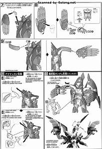 Hg Gundam The End English Manual  U0026 Color Guide