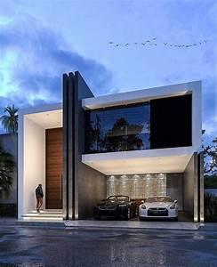 Moderne Container Häuser : pin von claudia auf fatada pinterest hausbau ~ Lizthompson.info Haus und Dekorationen