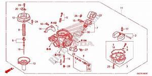 Carburetor Op Kit Cr85r34 Rb34 Engine Nps508 A 2008 Ruckus