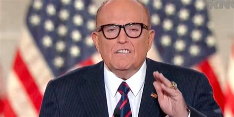 During the 2016 election cycle, giuliani was a donald trump supporter and surrogate, and during the period of transition. Rudy Giuliani at RNC: Biden will bring Bill de Blasio-like ...