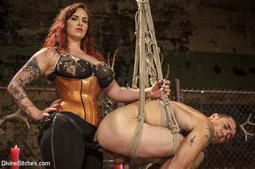 Teenie Equestrian Slaves Bitch #Mz #Berlin #Is #A #Hot #Busty #Redhead #With #Huge #Milky #Melons