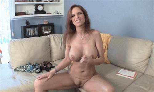 Stepmom And Tiny Attending A Fine Dildo #Jerkoff #Instructions
