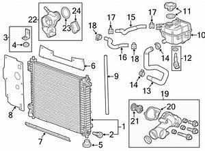 Cadillac Srx Engine Coolant Level Sensor