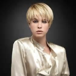 coupe de cheveux femme tendance coupe de cheveux effet boule dessange tendances design bild