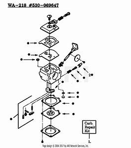 Poulan Linetrimmer 25 Cc H  O Wiring Diagram