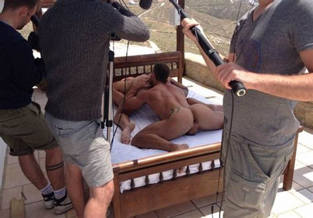 #Exclusive #Behind #The #Scenes #Adam #Killian #And #Jessy #Ares