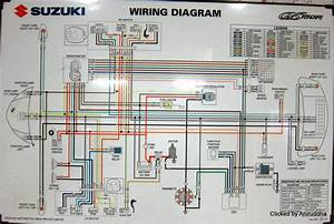 User Wiring Diagram For Suzuki Access 125