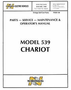 Pu55-130 - Parts  U0026 Service Manual  539