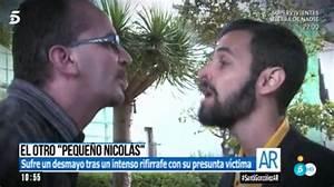 El Desmayo Del  U2018peque U00f1o Nicol U00e1s U2019 Canario En Directo En Ana