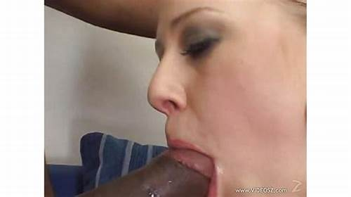 Carla Cox Working Gently #Sensual #Carla #Cox #Wraps #Her #Lips #Around #This #Huge #Cock