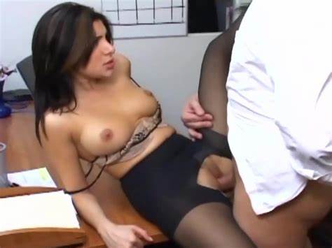 Large Titty Massive Bals Secretary Massage Blowjobs Wedding Fucked With A Pink Plumber In Curvy Hosiery