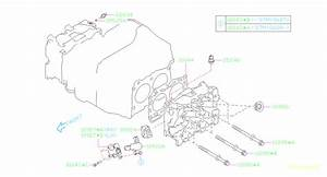 Subaru Outback Engine Variable Valve Timing  Vvt  Solenoid