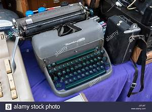 Manual Typewriter Stock Photos  U0026 Manual Typewriter Stock