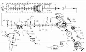 Penn Purii8000 Parts List And Diagram   Ereplacementparts Com