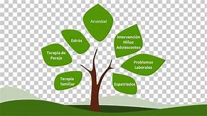 Tree Diagram Stress Occupational Burnout Anxiety Png