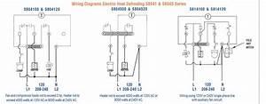 8145 20 Electric Defrost Diagram