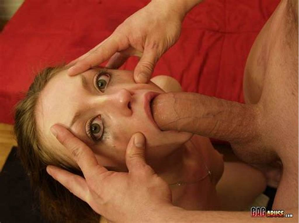#Forced #Cock #Gagging #Choking