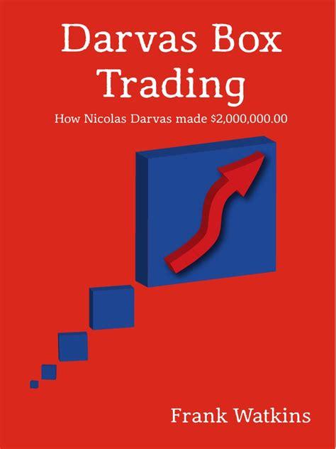 Darvas Box Trading: Frank Watkins   Stock Market   Stocks