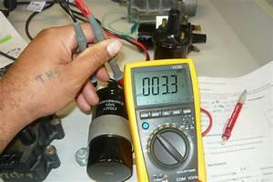 Ballast Resistor Testing