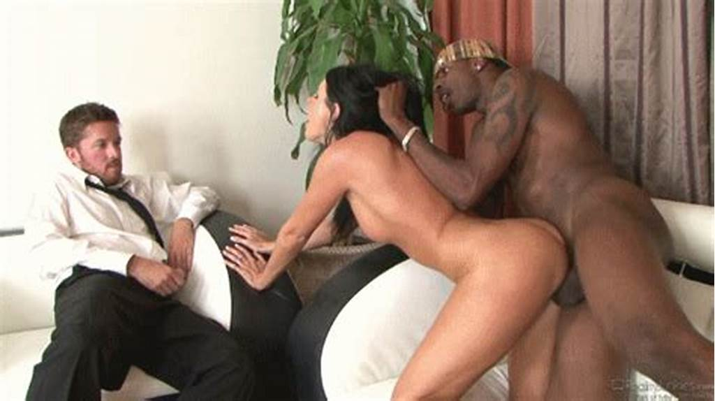 #Bbc #White #Wife #& #Interracial #Cuckold #Gif