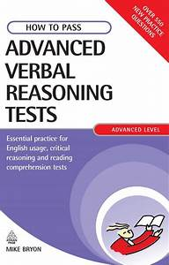 Bryon Mike  How To Pass Advanced Verbal Reasoning